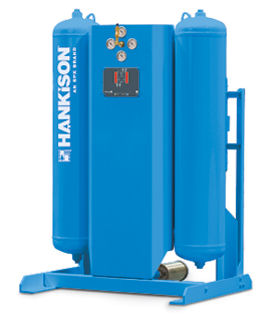 hankison breathing air purifier from compressors for manufacturing