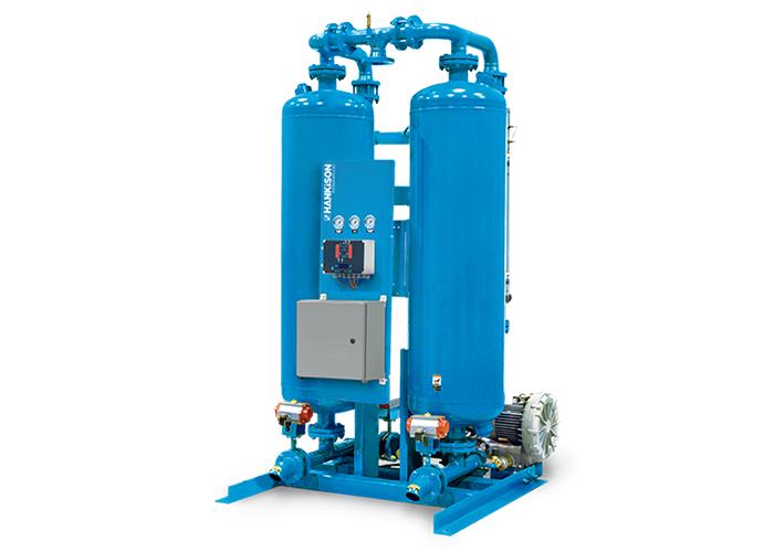 industrial air dryers regenerative desiccant dryers