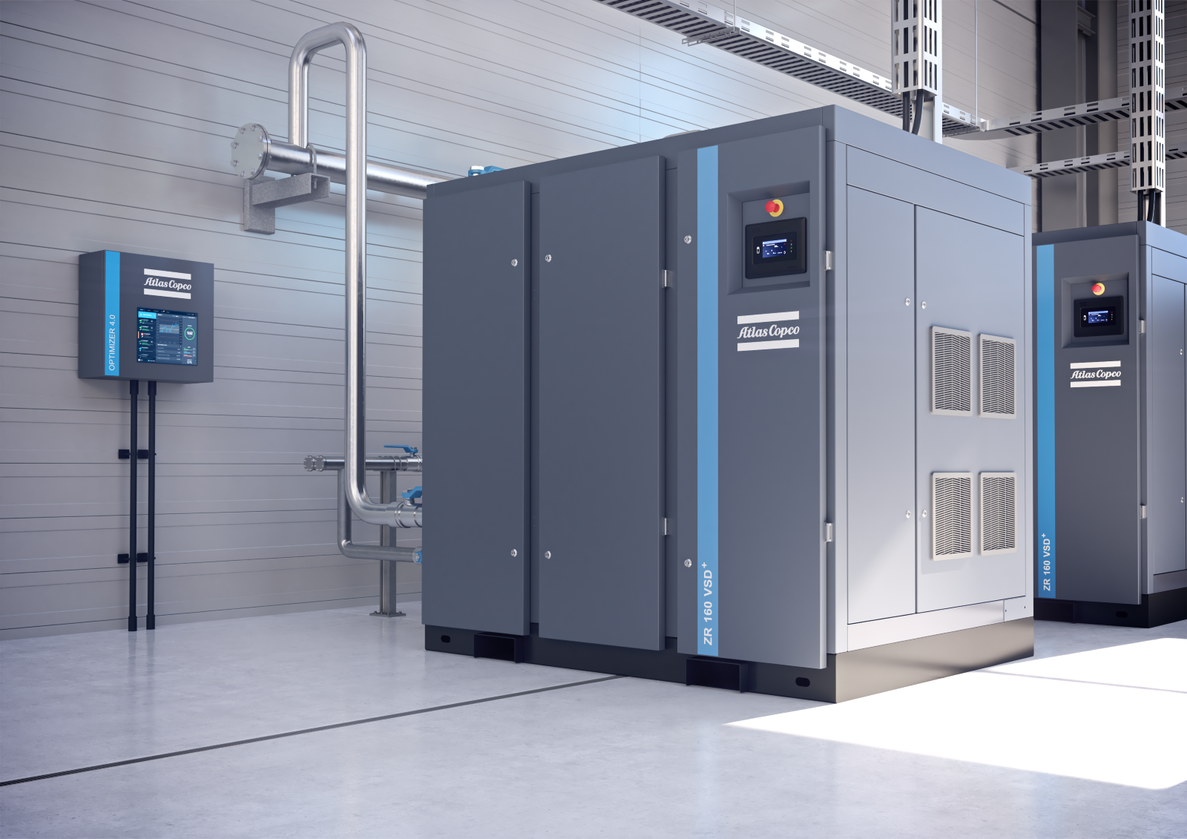 Compressors For Manufacturing