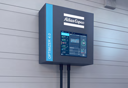 Compressor Controllers from Atlas Copco