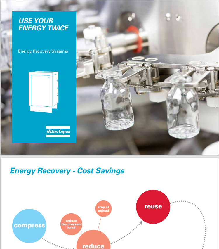 energy efficiency with CFM use your energy twice