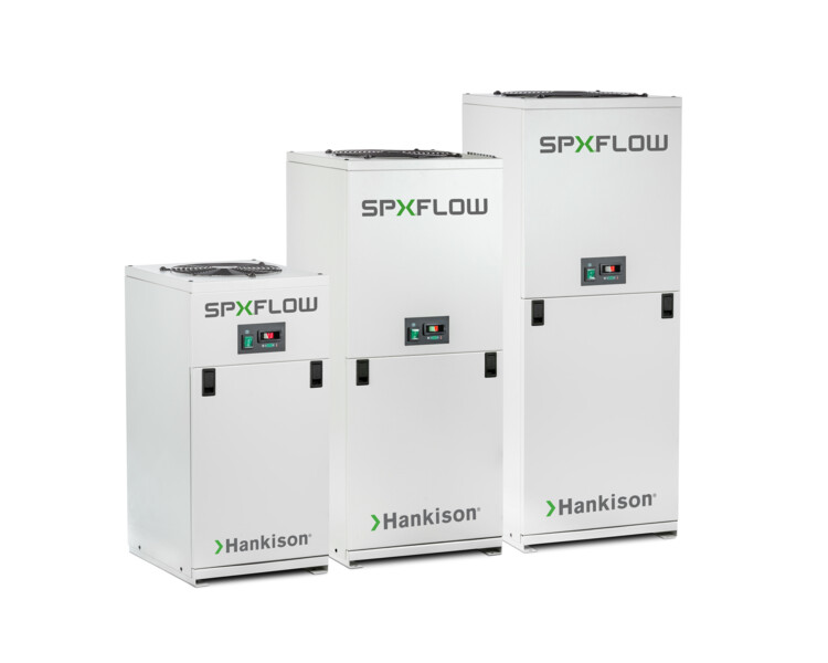 Hankison HIT Series Temperature Compressed Air Dryers from CFM