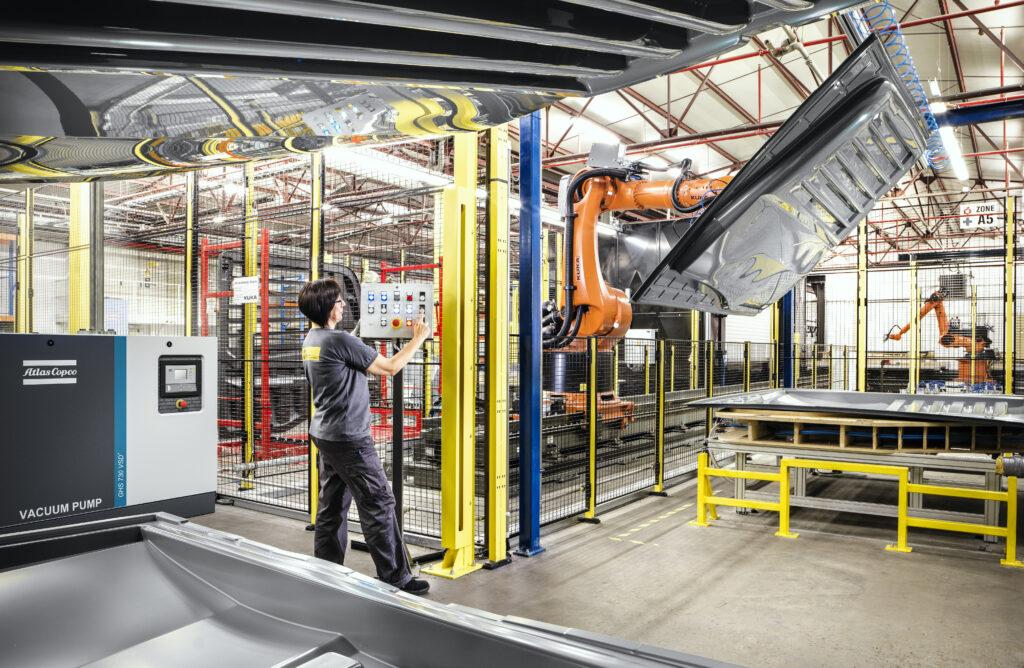 Industrial Vacuum Equipment at Compressors For Manufacturing
