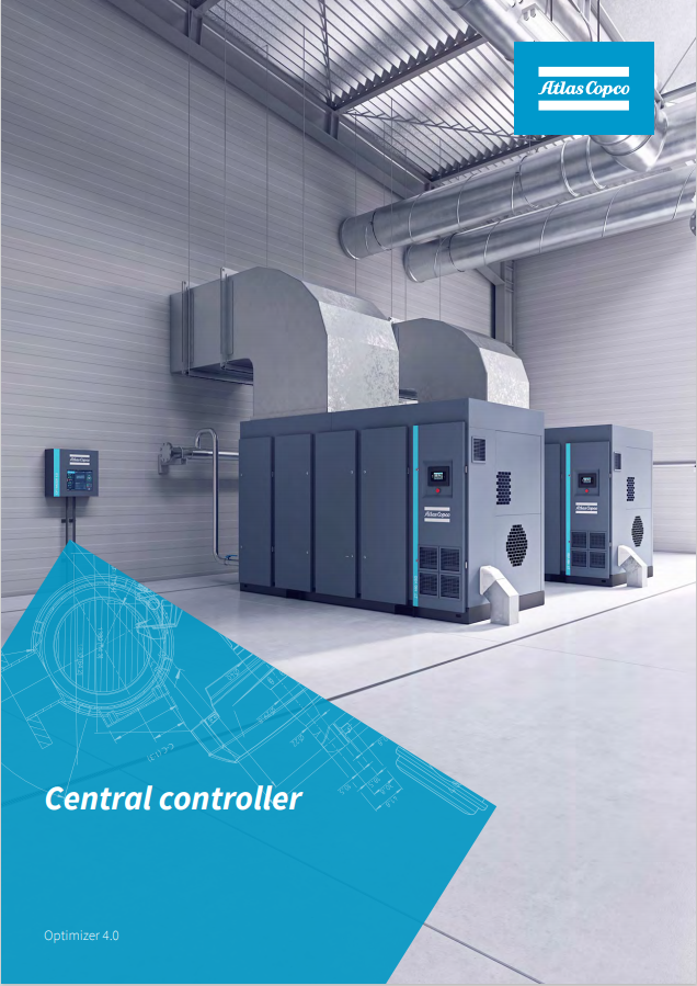 Central Compressor Controllers